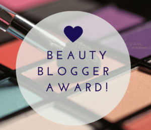 beauty-blogger-award